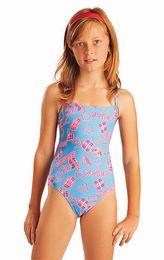 Jednodílné plavky - zvětšit obrázek