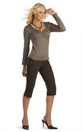 Kalhoty v 3/4 délce - zvětšit obrázek